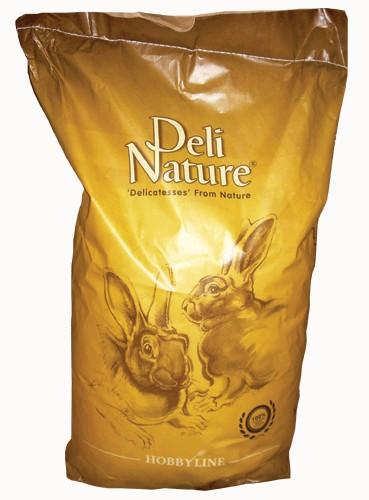 Deli Nature Cunimax KANINCHENFUTTER BASIS 25 kg