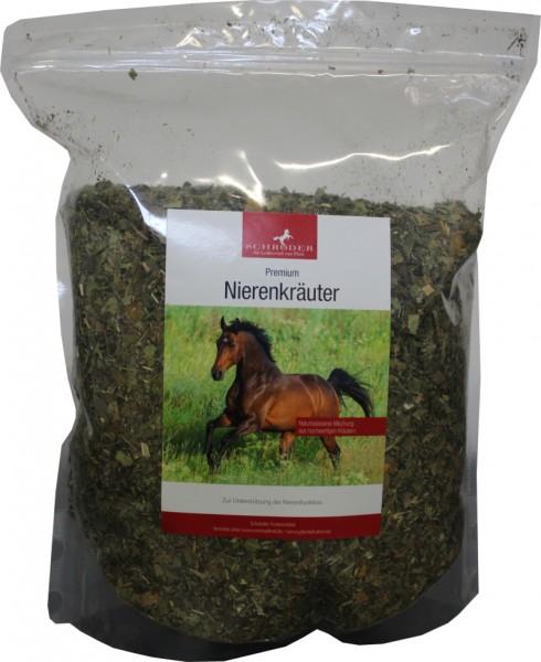 Schröder Premium Nierenkräuter 0,8 kg