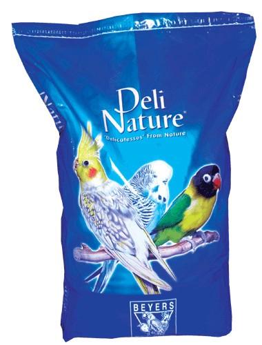 Deli Nature 51- WELLENSITTICHE BASIS 20 kg