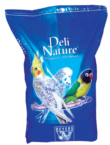 Deli Nature 68- GROSS-SITTICHE OHNE SBK 20 kg