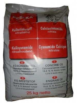 Kalkstickstoff Perlka 25 kg