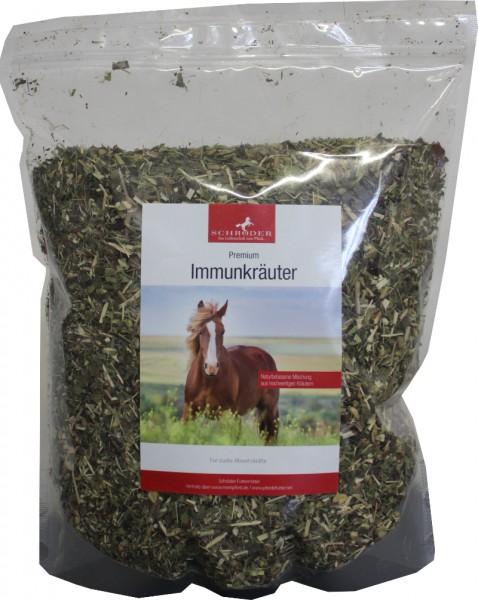 Schröder Premium Immunkräuter 1 kg