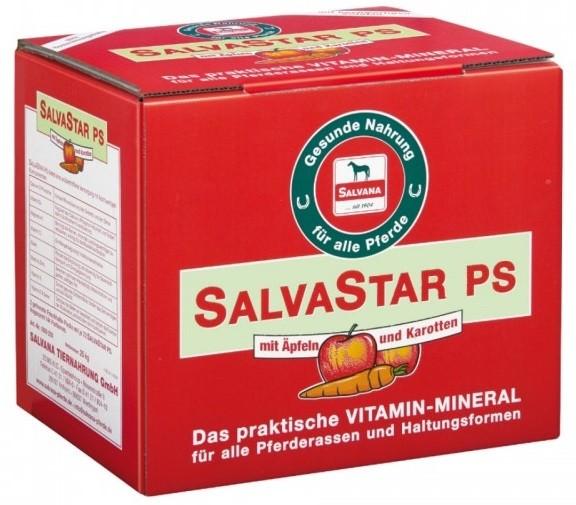 Salvana SALVASTAR PS mit Äpfeln und Karotten 12,5 kg