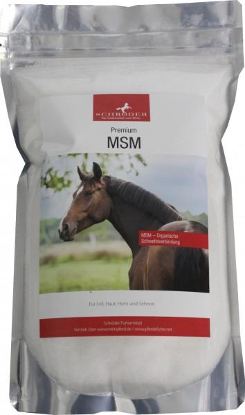 Premium MSM 1 kg