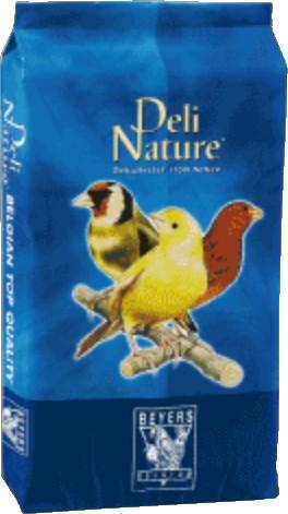 Deli Nature 80- KANARIEN ZUCHT OHNE RÜBSEN 20 kg