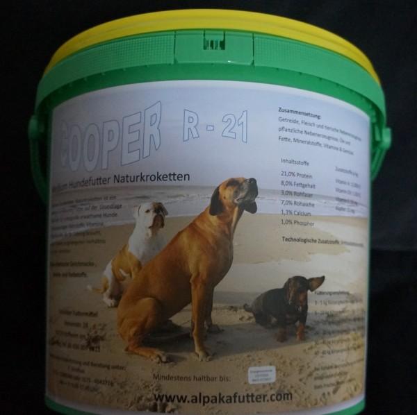 COOPER-R21 - Angereichert mit Ganzy 5 kg